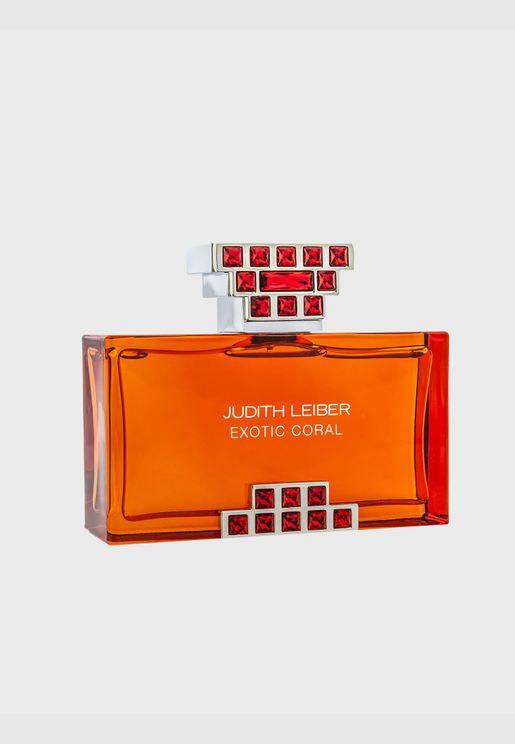 Exotic Coral أو دو برفوم سبراي