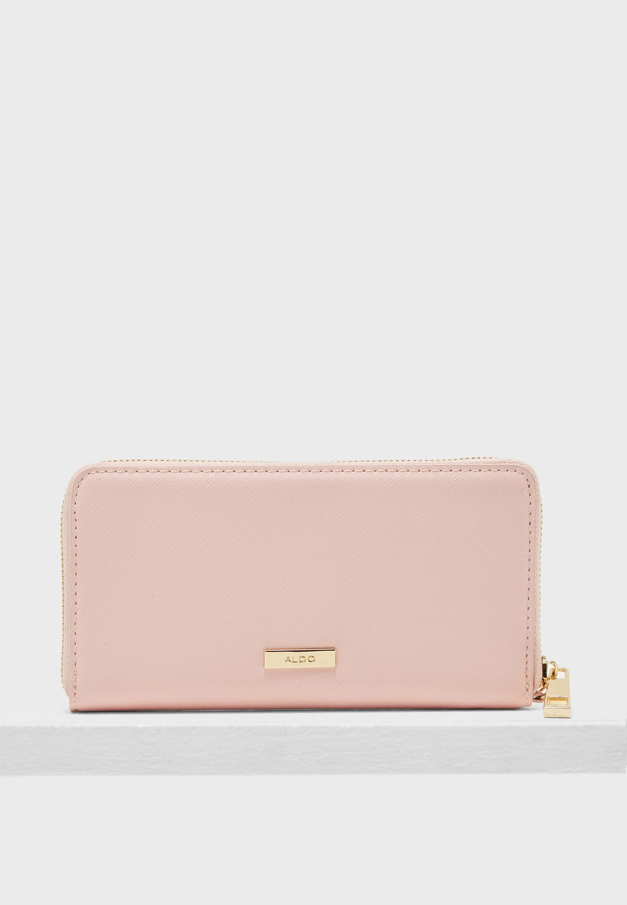 4f682960c231 Shop Aldo pink Zip Around Purse PAVOT55 for Women in UAE - AL729AC88ZVV