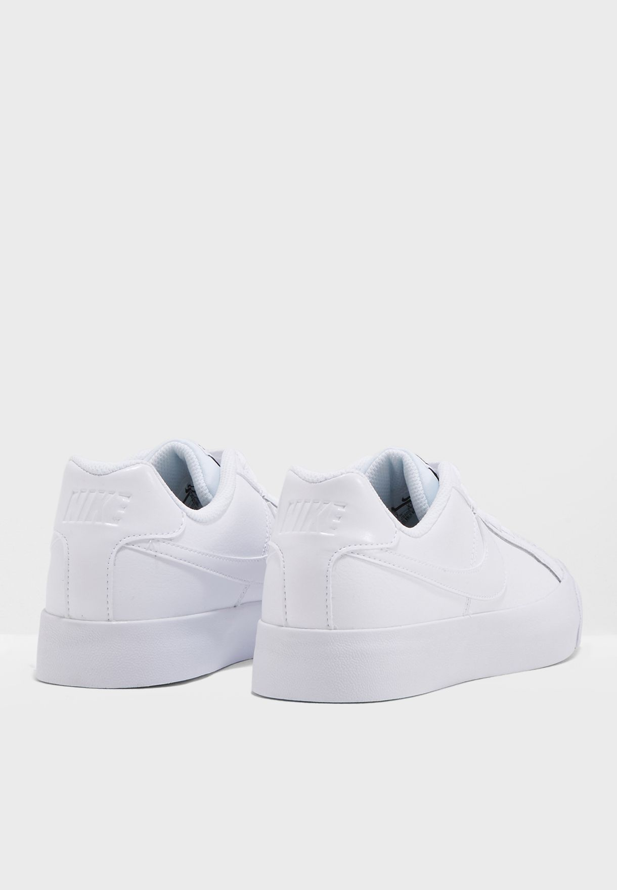 57b3becf75236a Shop Nike white Court Royale AC AO2810-102 for Women in UAE ...