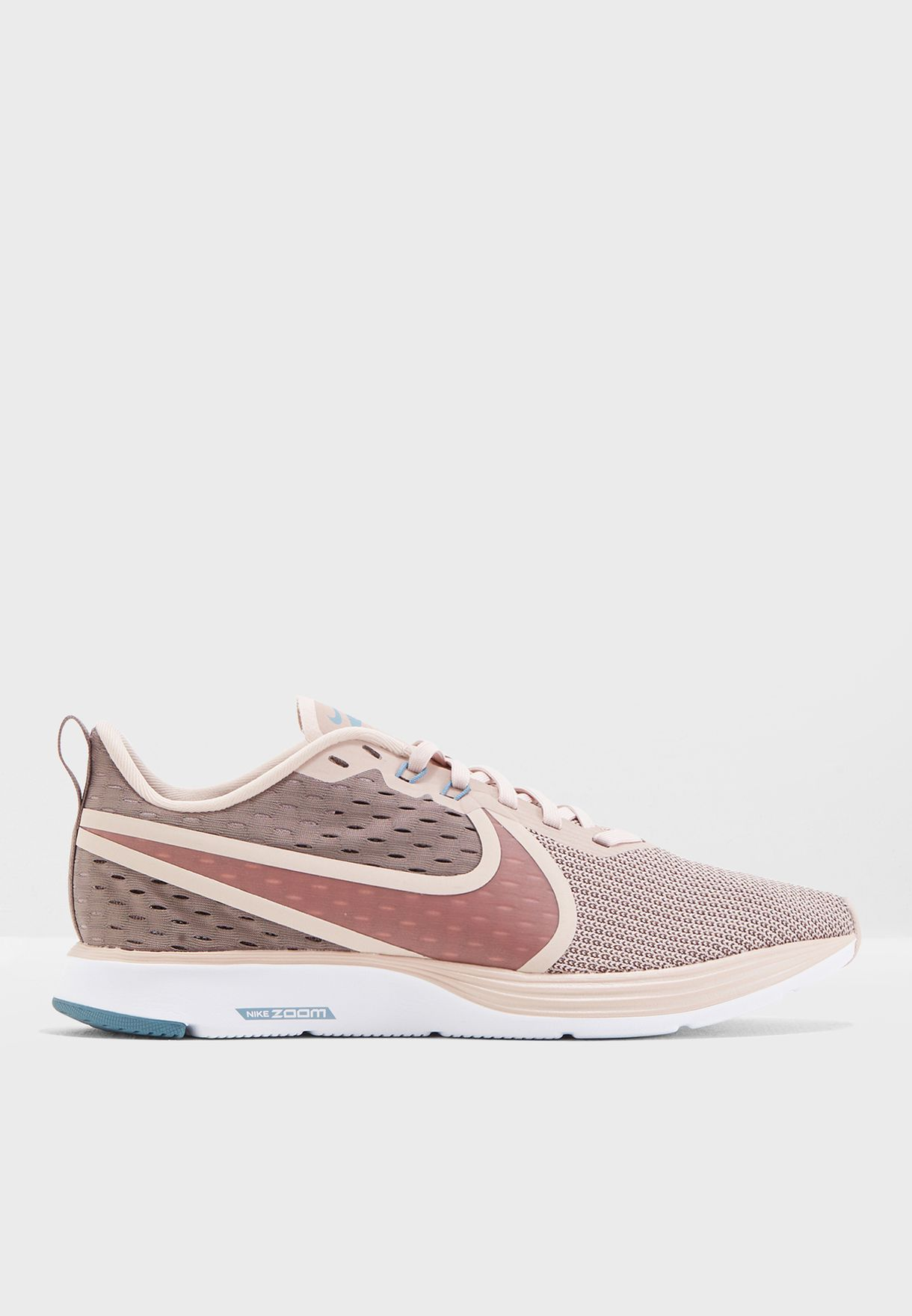 f1612cba929c Shop Nike pink Zoom Strike 2 AO1913-201 for Women in Saudi ...