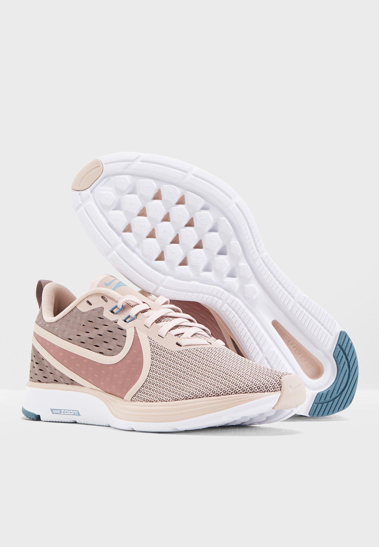 cb0ceadbea08 Shop Nike pink Zoom Strike 2 AO1913-201 for Women in UAE - NI727SH88FLV