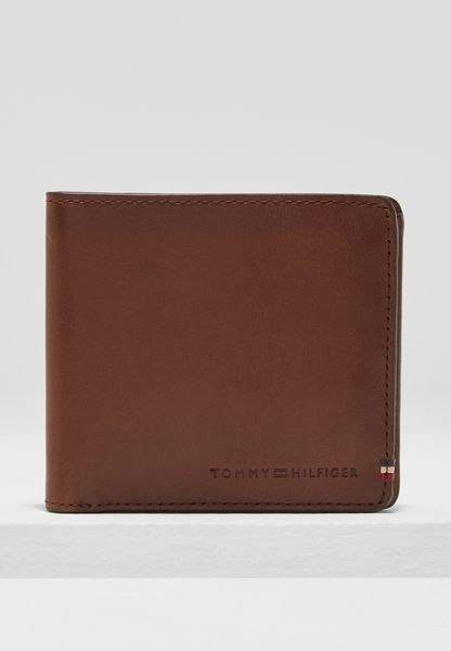 Burnished Coin Zip Wallet