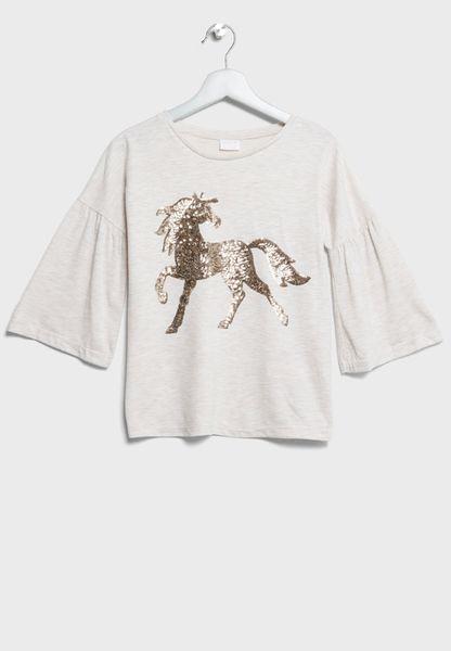 Tween Horse T-Shirt