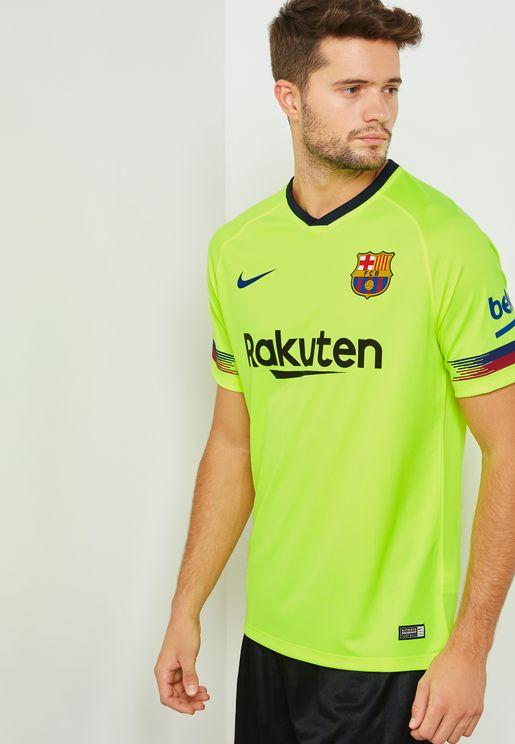 FC Barcelona 18/19 Away Jersey