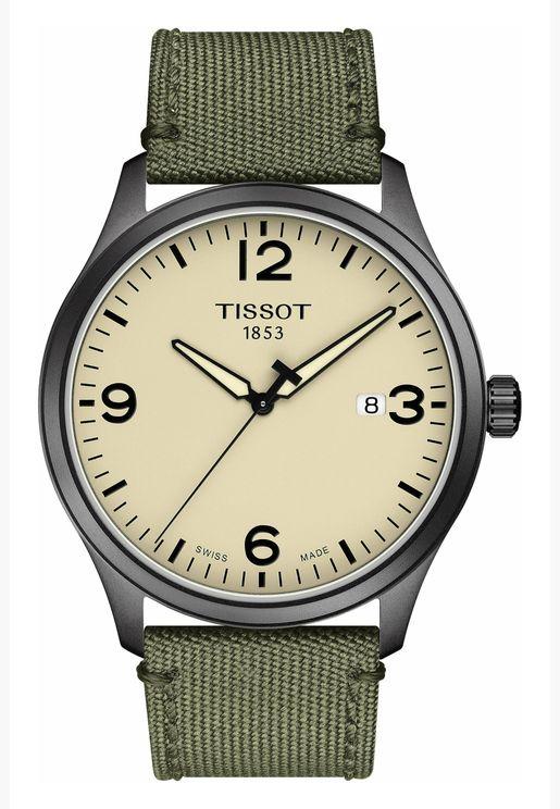 Tissot Tissot Gent XL Nylon Strap Watch for Male - T116.410.37.267.00
