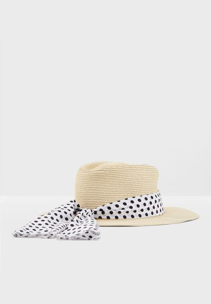 Wave Point Beach Straw Hat