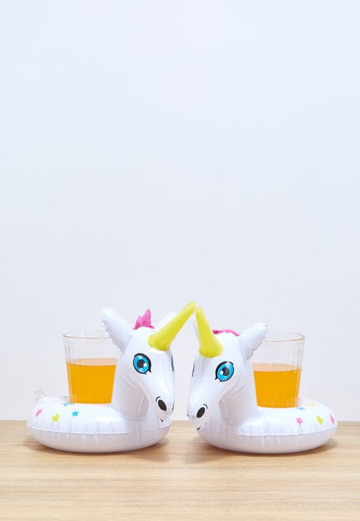 2 Pack Unicorn Drink Floats