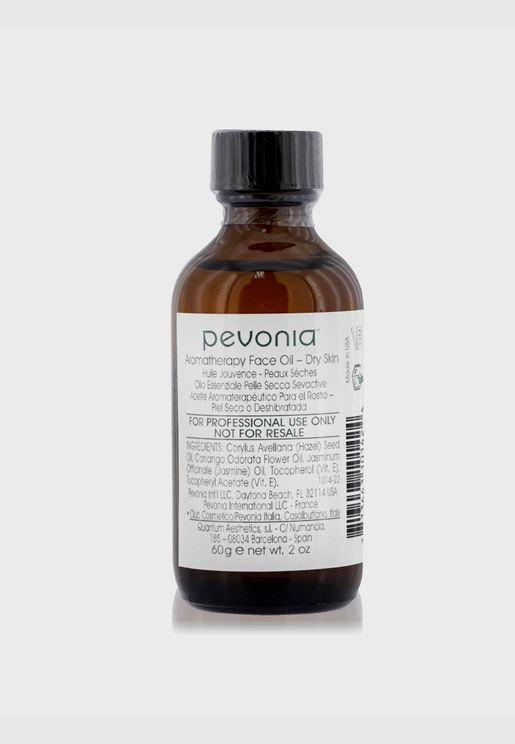 Aromatherapy زيت الوجه - للبشرة الجافة والمجففة (حجم صالون)