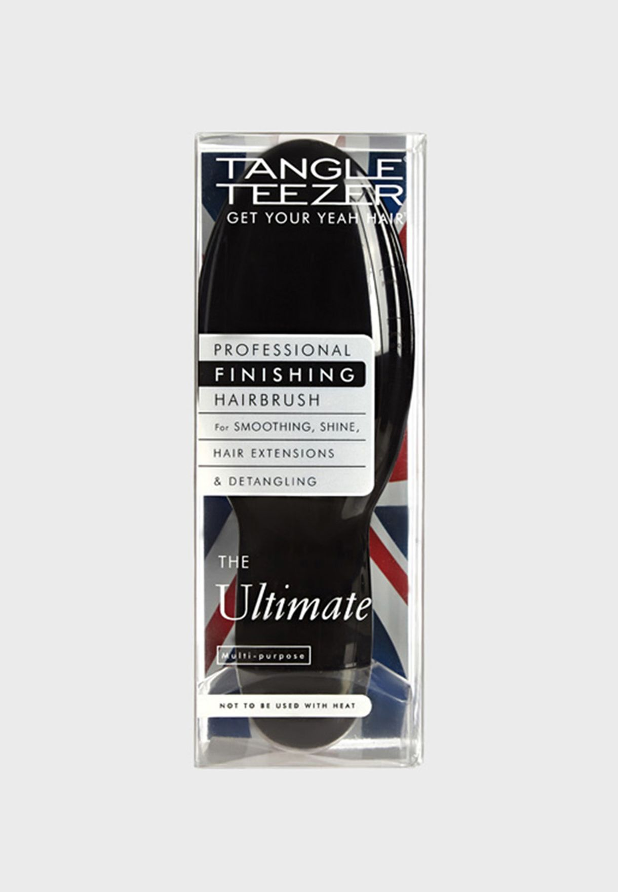 Ultimate Hair Brush - Black
