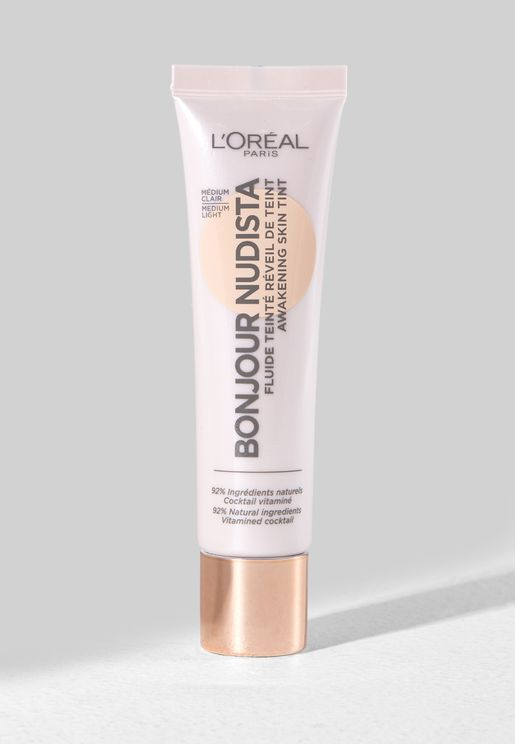 Wake Up & Glow Bb Cream #02