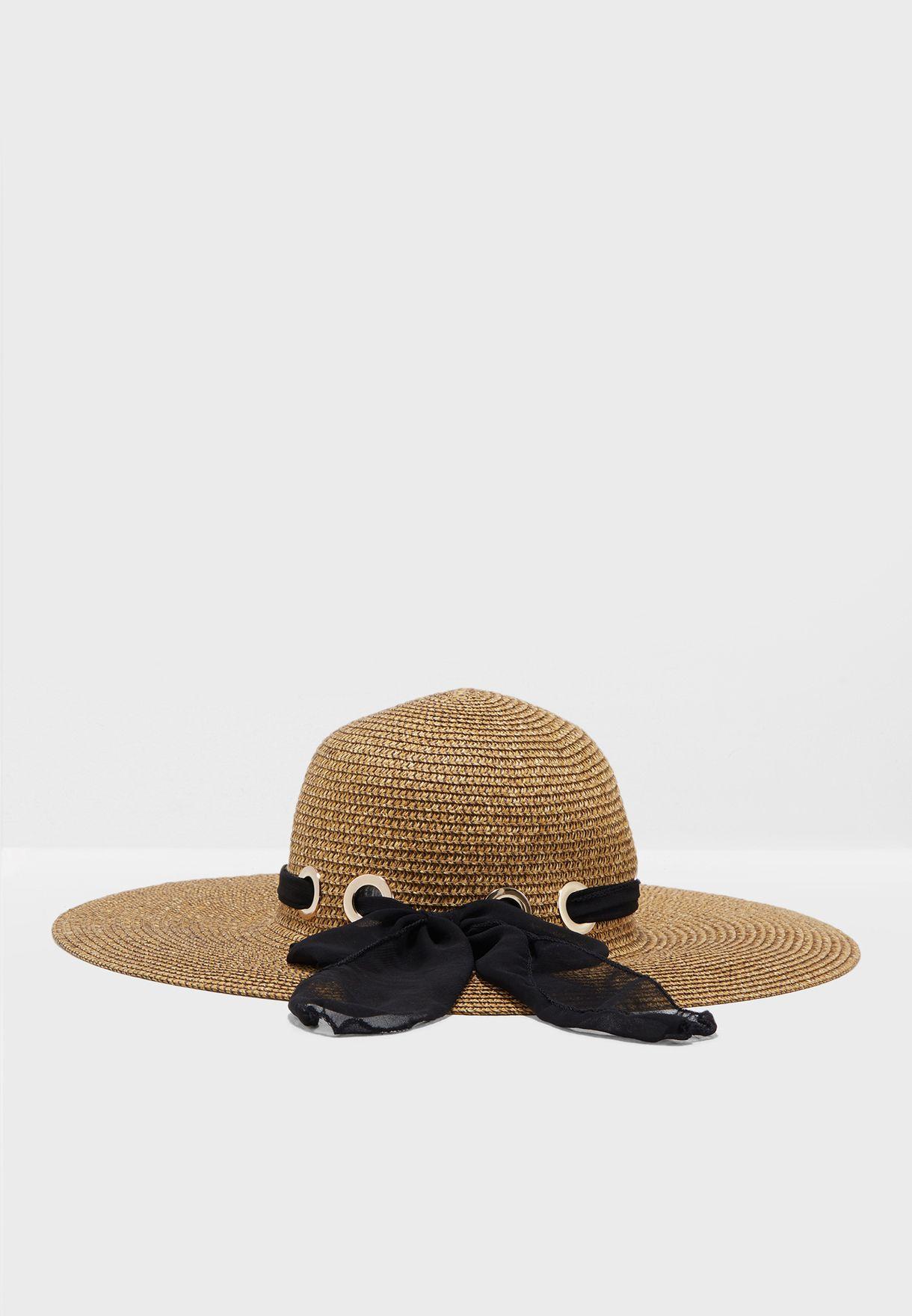 Maclellan Straw Hat