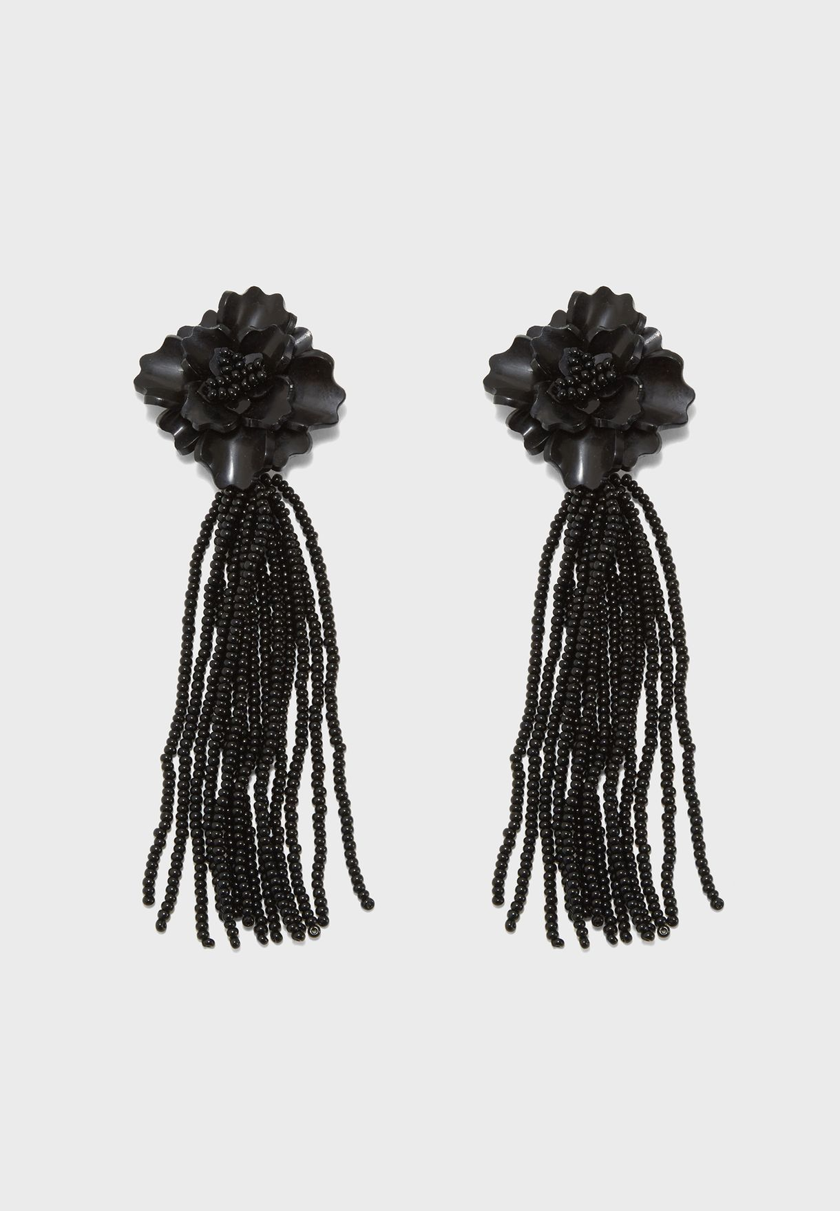 Jacinta Glass Bead Earrings