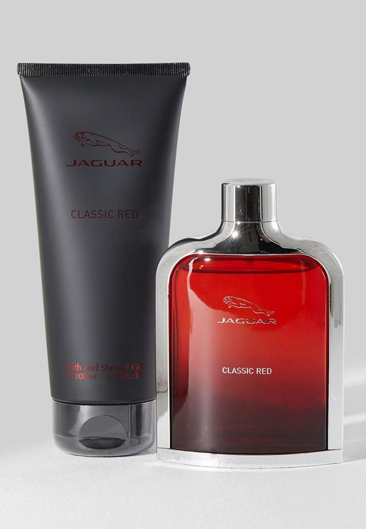 Classic Red Gift Set