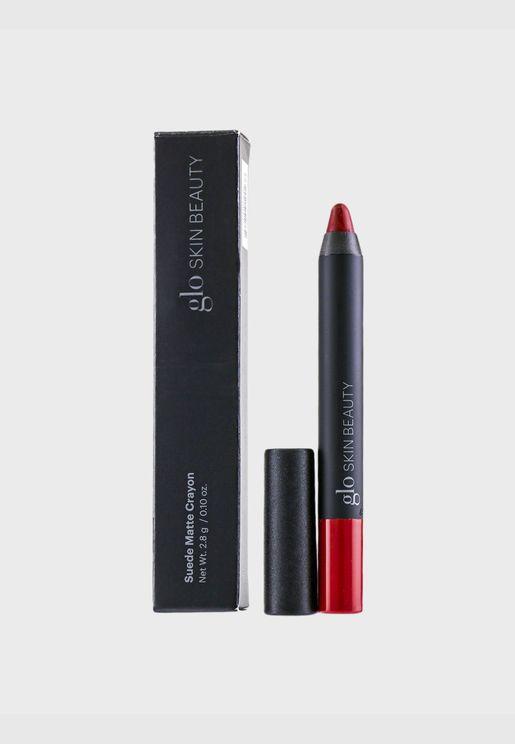 قلم شفاه Suede Matte - # Crimson