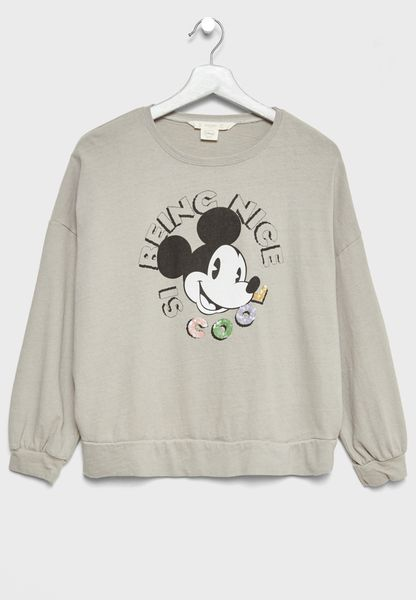 Little Mickey Sweatshirt