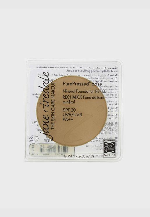 أساس معدني PurePressed SPF 20 - Natural