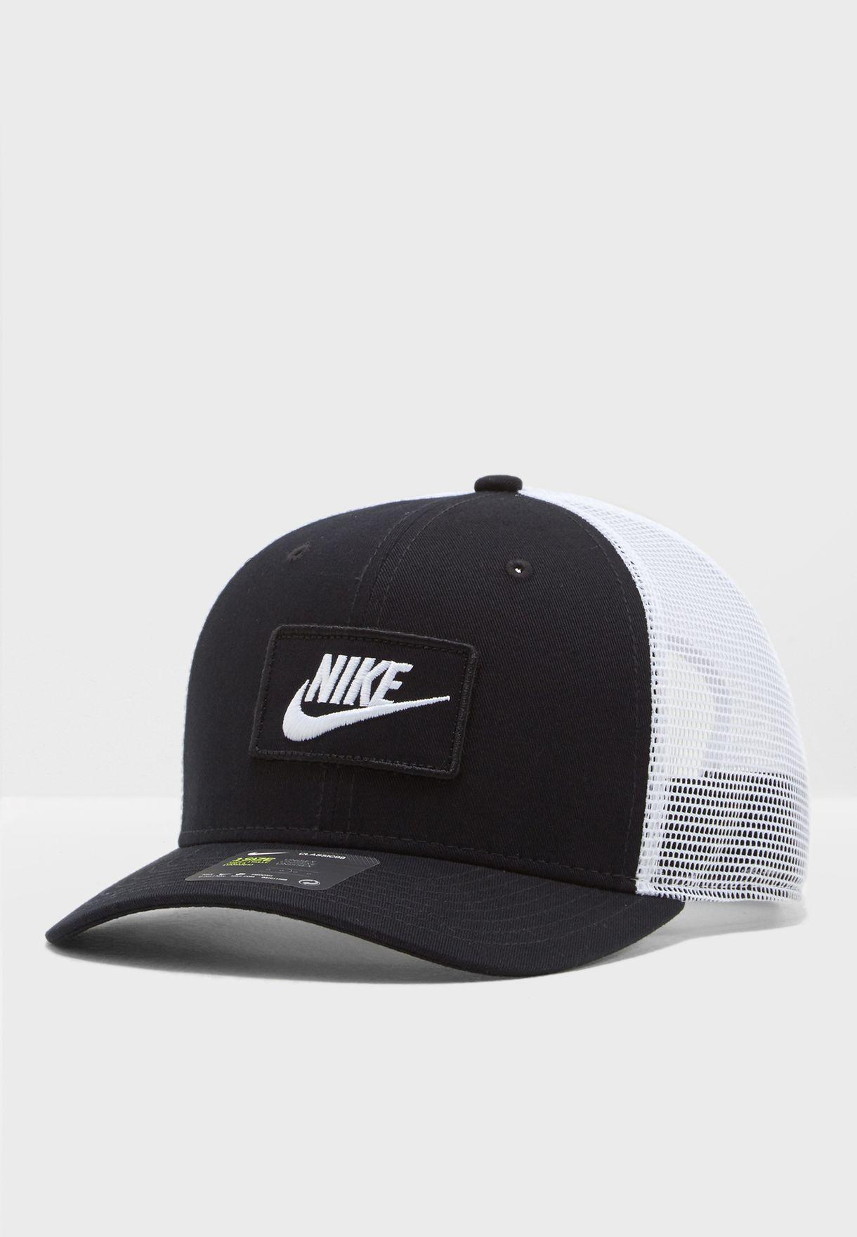 Shop Nike monochrome Classic 99 Trucker Cap AQ9879-010 for Men in Bahrain -  NI727AC88CLZ ae468759905
