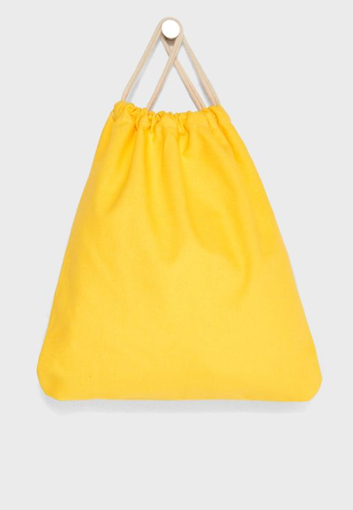 Essential Drawstring Bag