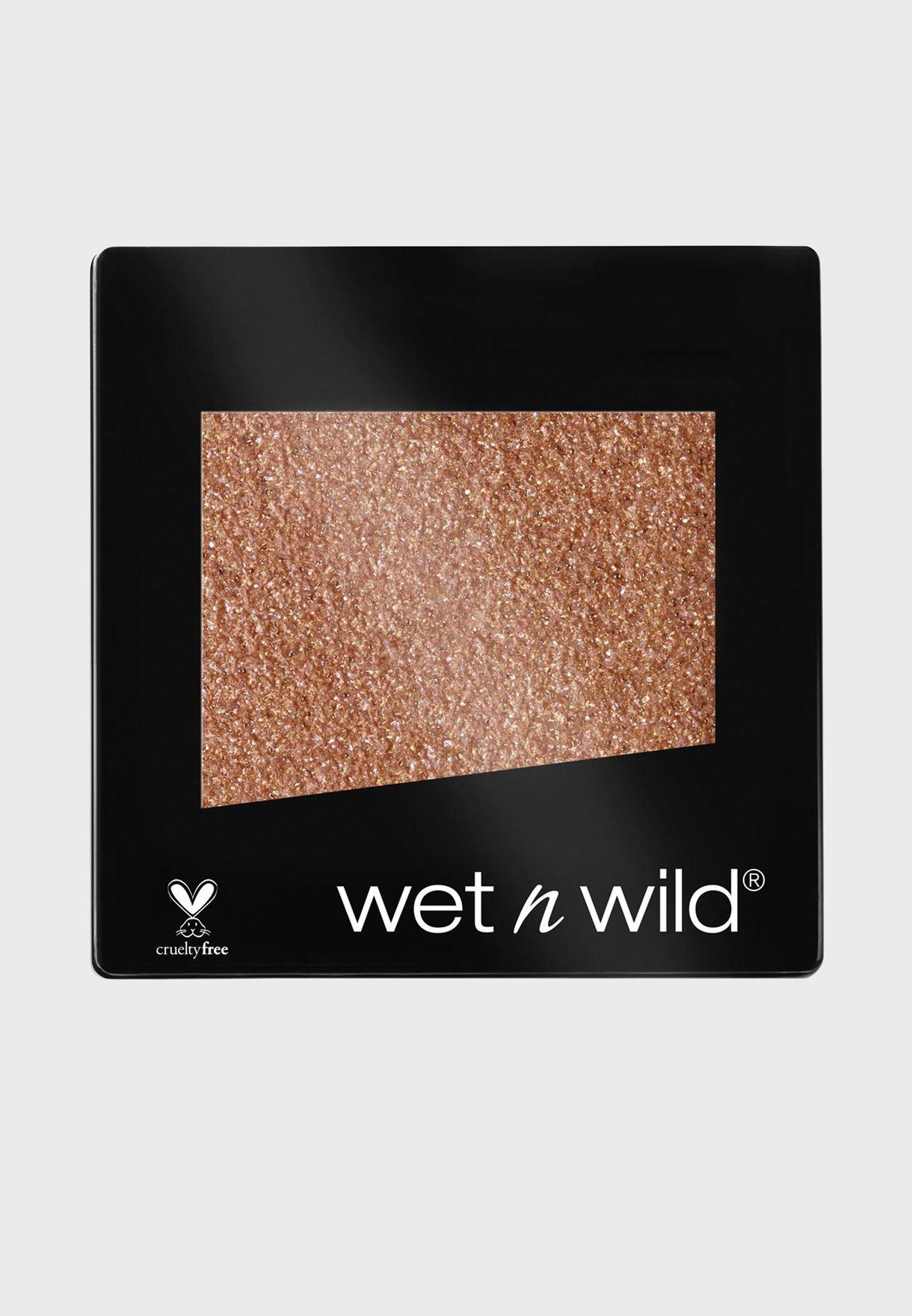 Glitter Eyeshadow - Nude Comer