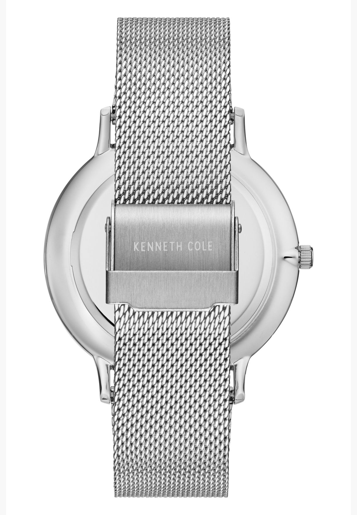Kenneth Cole Classic Steel Strap Watch for Men - KC50785004