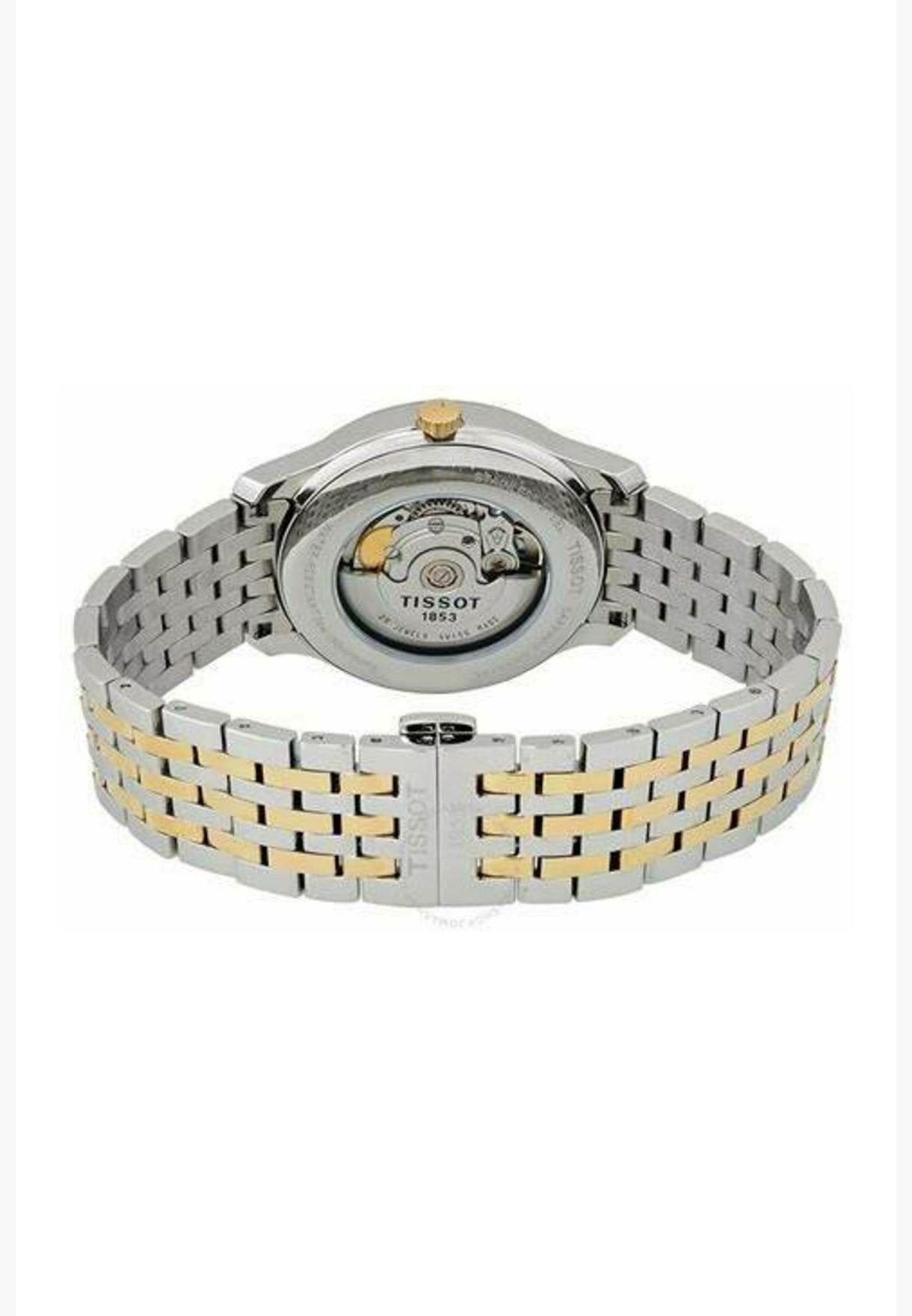 Tissot Tissot Tradition Steel Strap Watch - T063.428.22.038.00