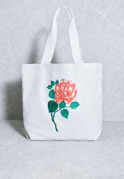 Rose Tote
