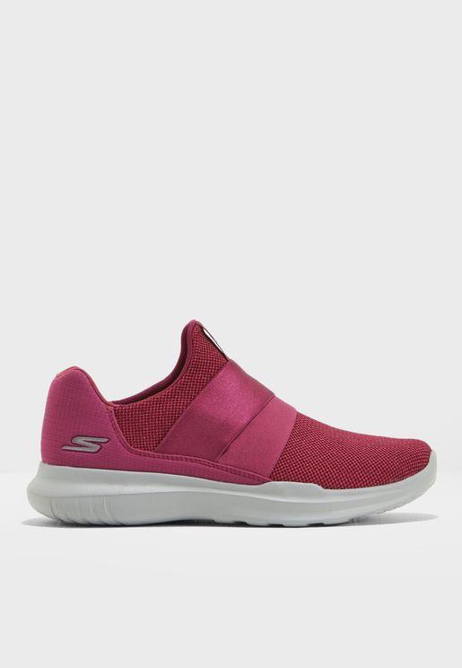 f0d4157e1 احذية فلات للنساء ماركة سكيتشرز 2019 - نمشي عمان