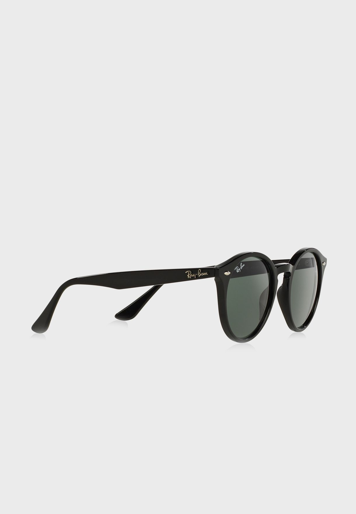 0RB2180 Highstreet Round Sunglasses
