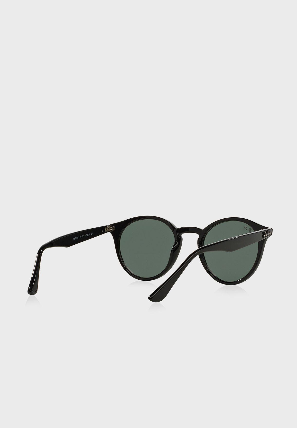 نظارة شمسية هاي ستريت مستديرة