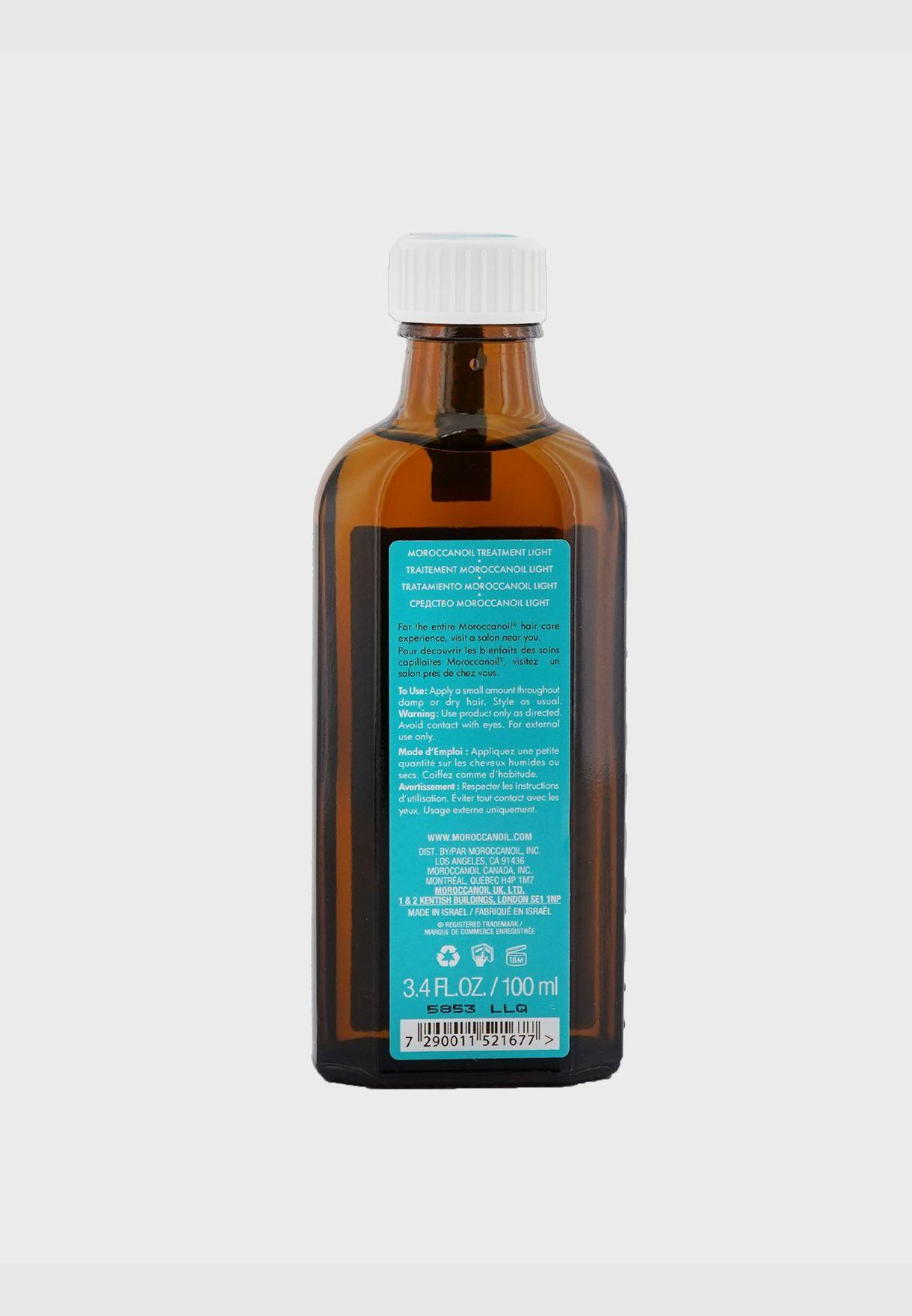 Moroccanoil Treatment - Light (For Fine or Light-Colored Hair)