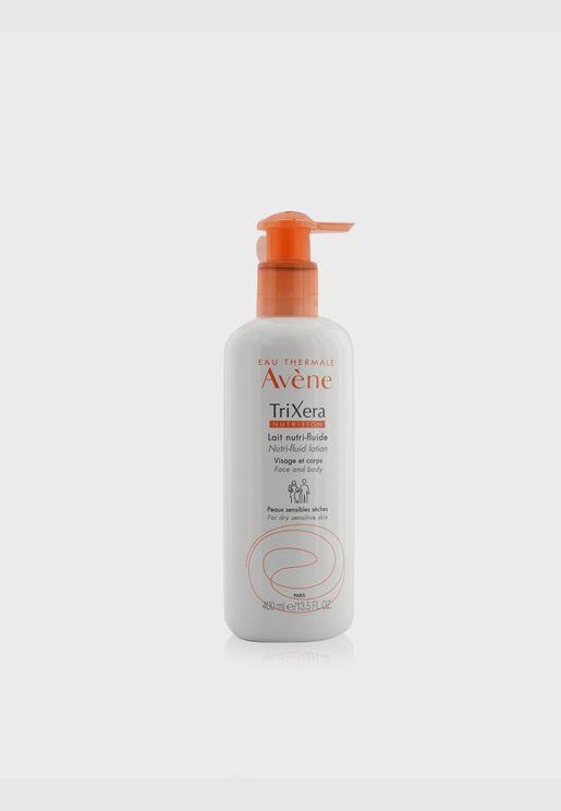 TriXera Nutrition Nutri-Fluid Face & Body Lotion - For Dry Sensitive Skin