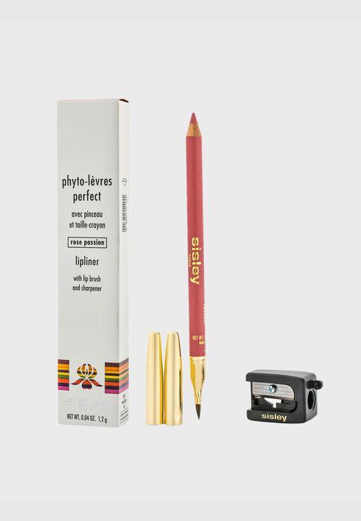 قلم تحديد شفاه مثالي Phyto Levres - #وردي عاطفي