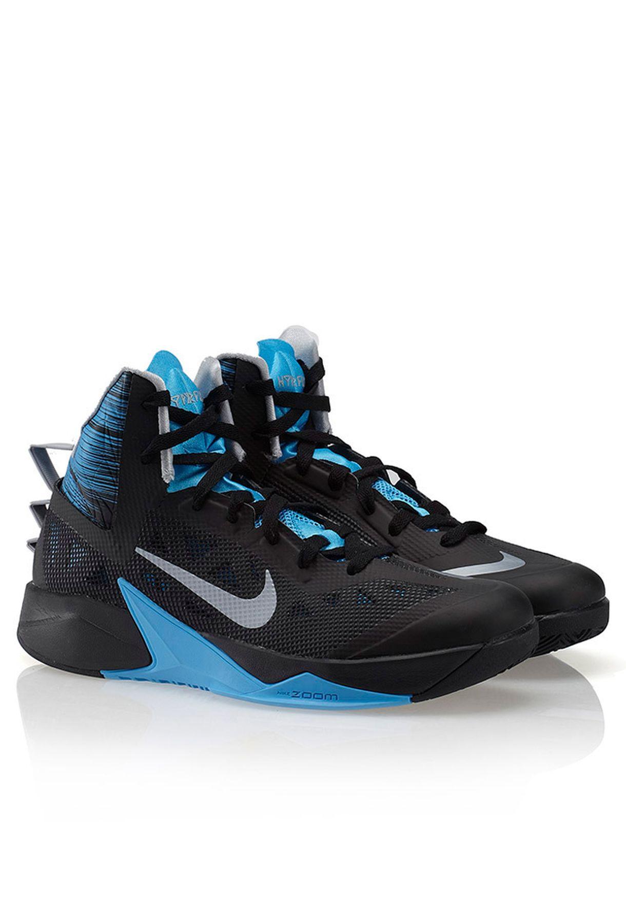 b14d121f4dbc Shop Nike black Zoom Hyperfuse 2013 615896-007 for Men in UAE ...
