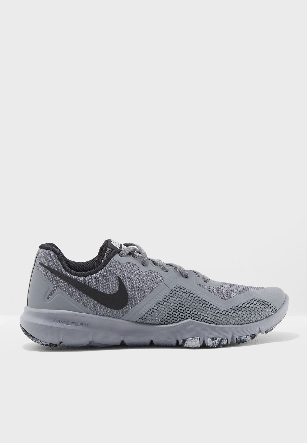 92e8256aaba7 Shop Nike grey Flex Control II 924204-016 for Men in UAE - NI727SH78ZSJ