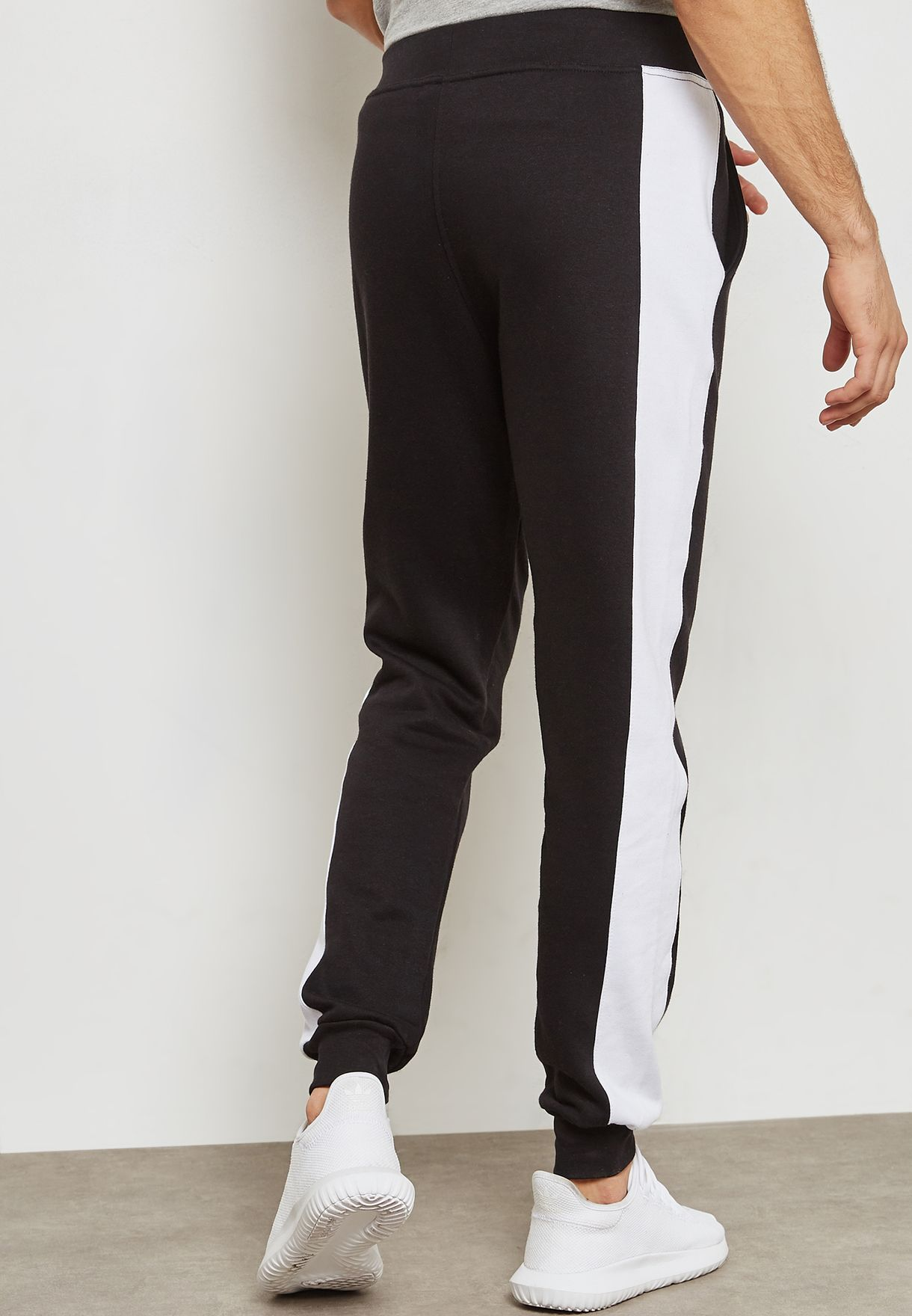 2 Pack Side Stripe Sweatpant