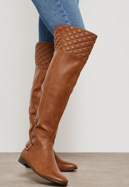 Nydodia Knee Boot