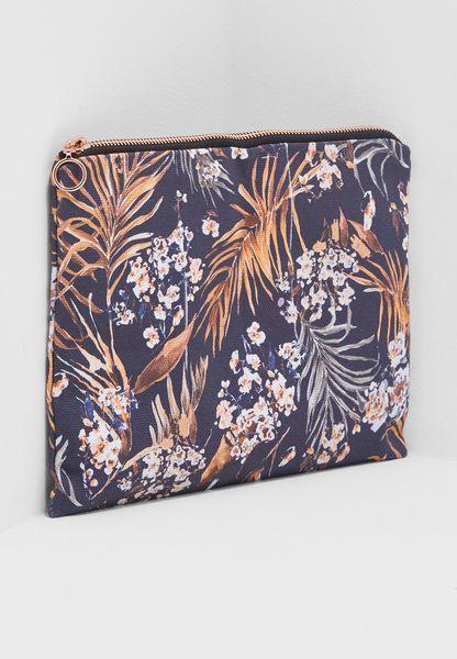 Oriental Palms Travel Bag