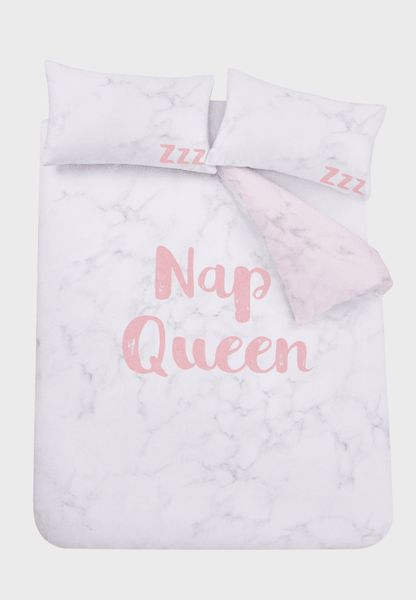 Queen of Naps Bedding - 200x200cms