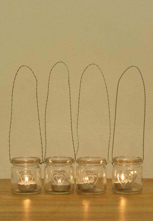 Hanging Tealight Holder