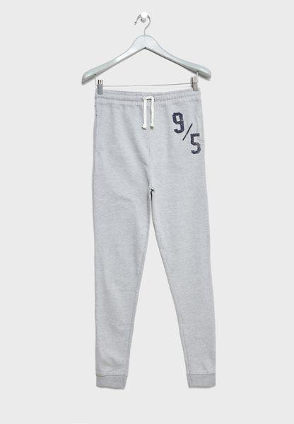 Little Basic Sweatpants