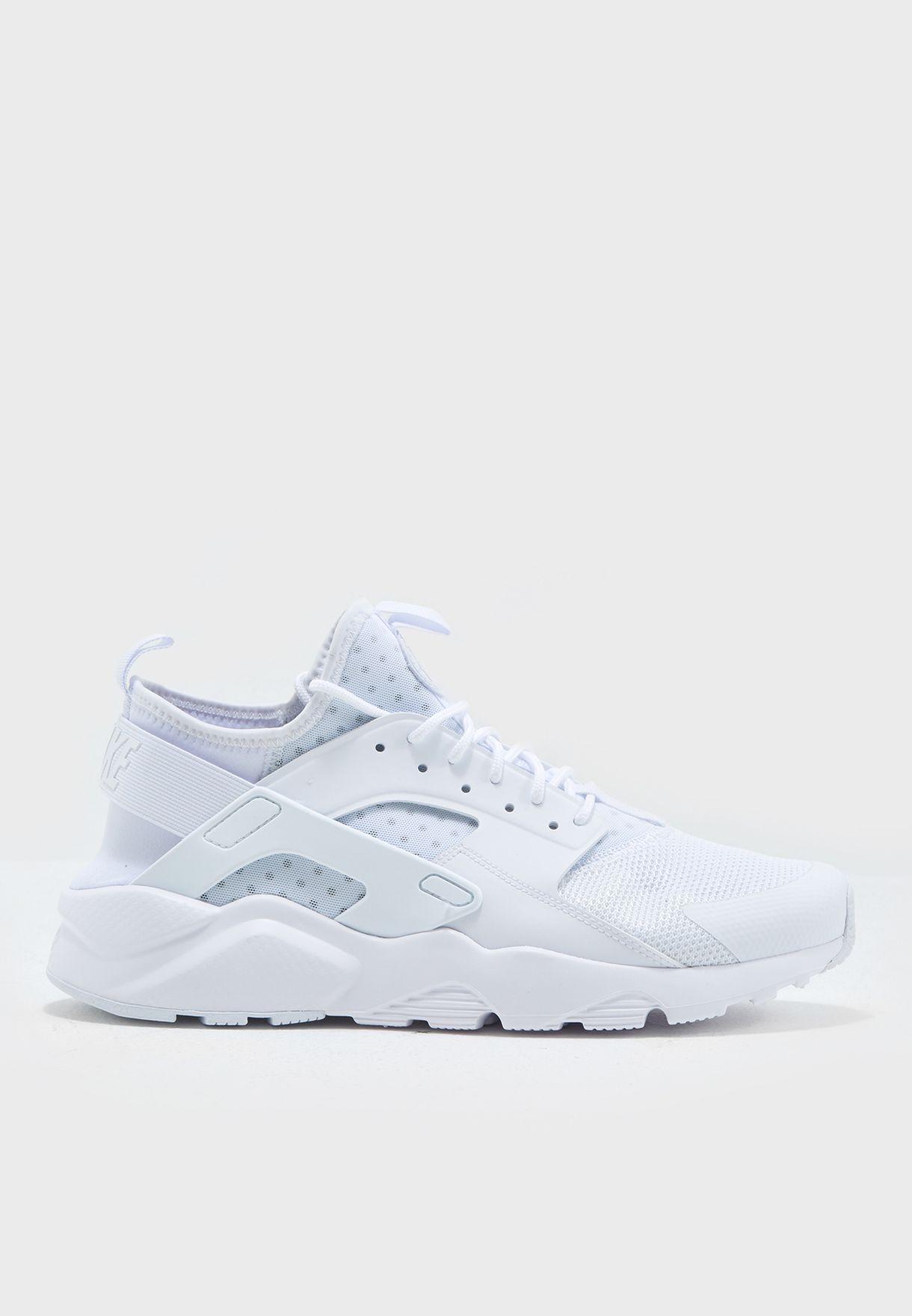 deffa770d004 Shop Nike white Air Huarache Run Ultra 819685-101 for Men in UAE ...