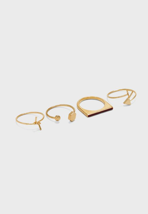 Leo Rings Multipack