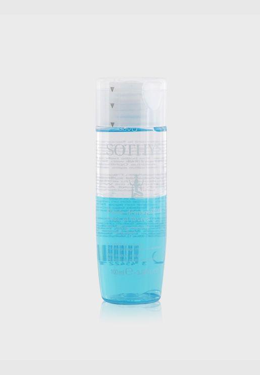 سائل مزيل مكياج للعيون والشفاه بمستخلص المالو - لجميع أنواع المكياج حتى المضاد للماء