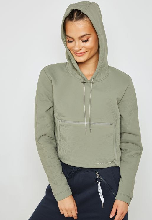 NSW Packable Tech Hoodie