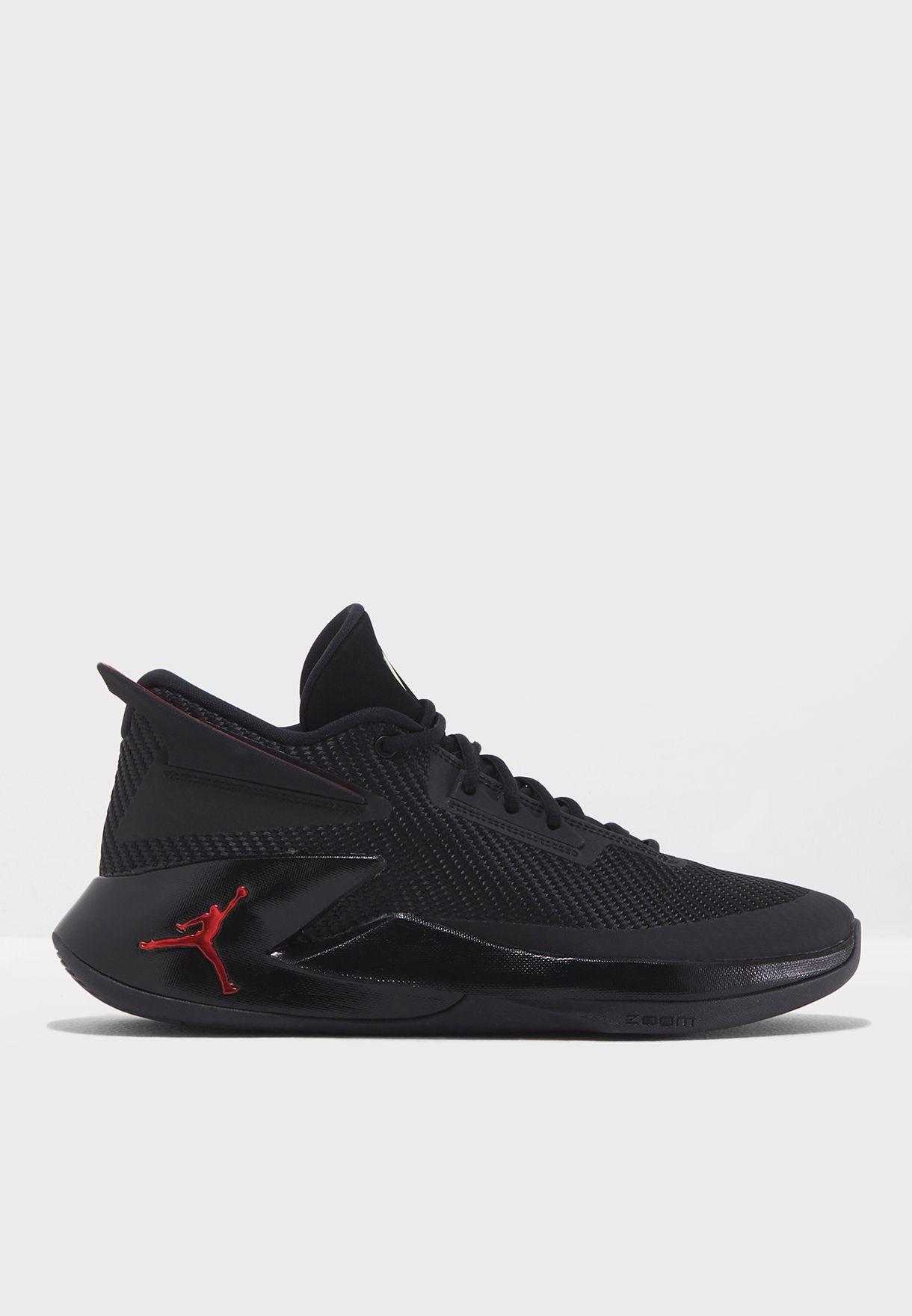 470925653ef53 Shop Nike black Jordan Fly Lockdown AJ9499-012 for Men in UAE ...