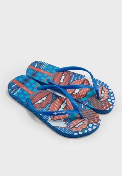 Lovely Li Flip Flops