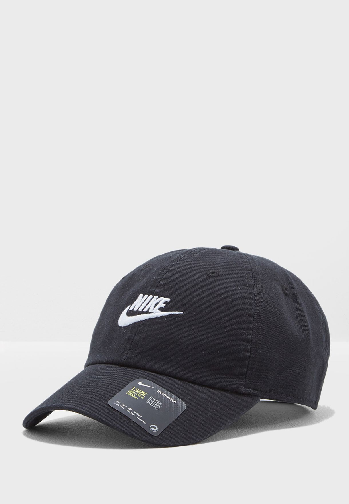 2f4036031de Shop Nike black H86 Futura Cap 913011-010 for Men in Saudi ...