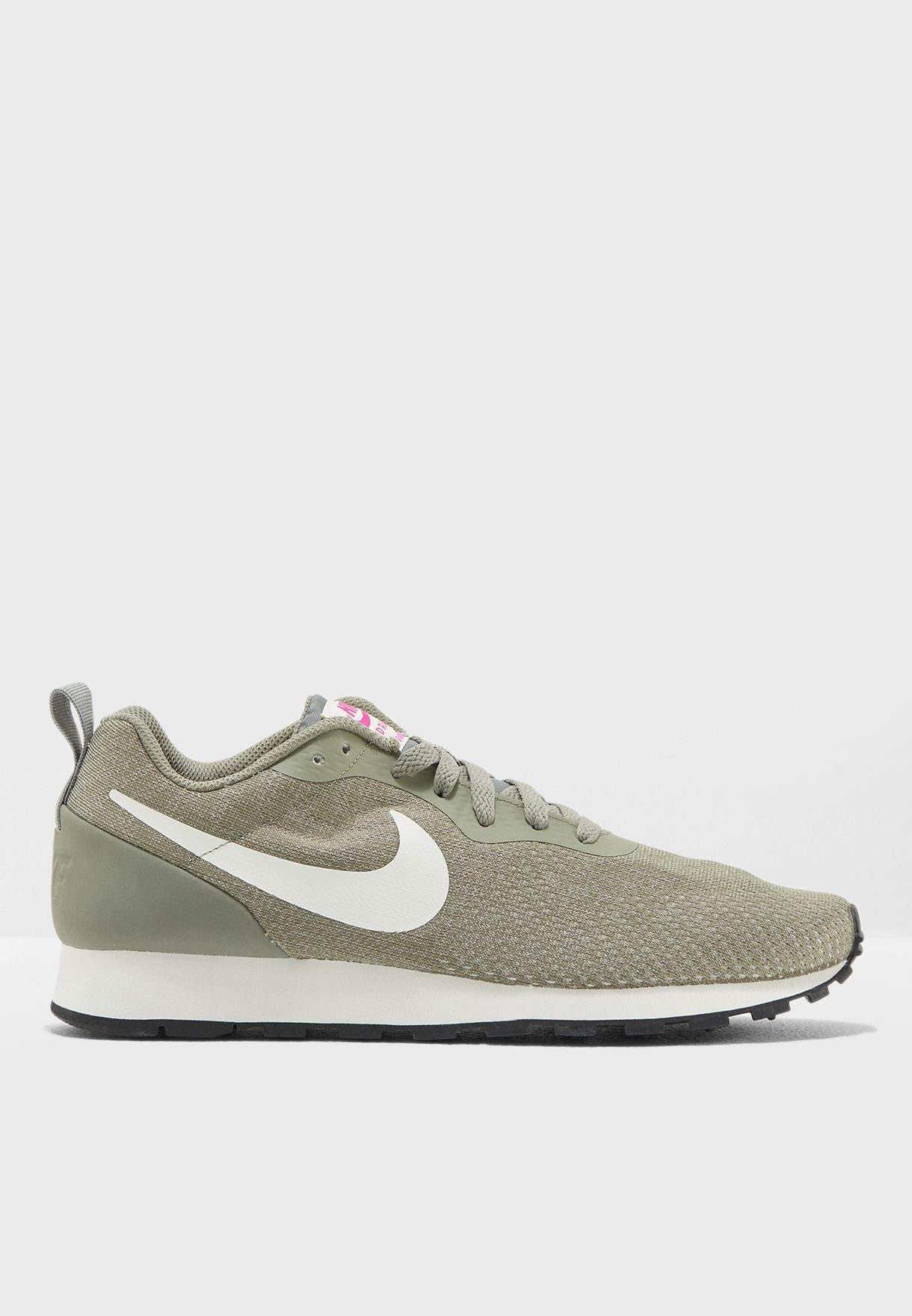 a64ec077ac Shop Nike green MD Runner 2 ENG Mesh 916797-002 for Women in ...