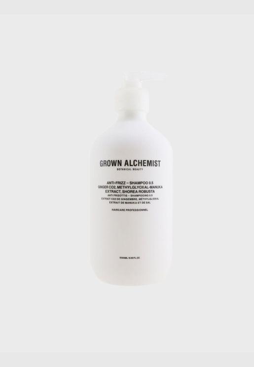 Anti-Frizz - Shampoo 0.5