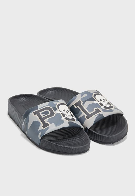 Cayson camo Pool Slide